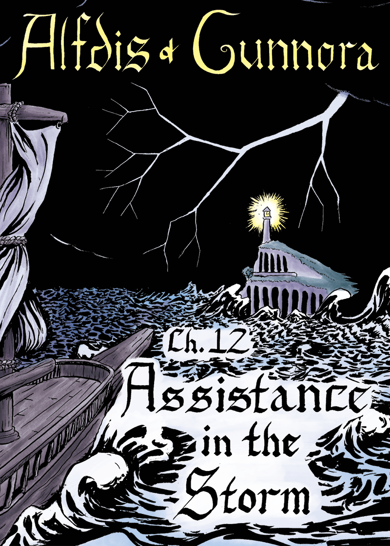 Chapter Twelve: Assistance in the Storm