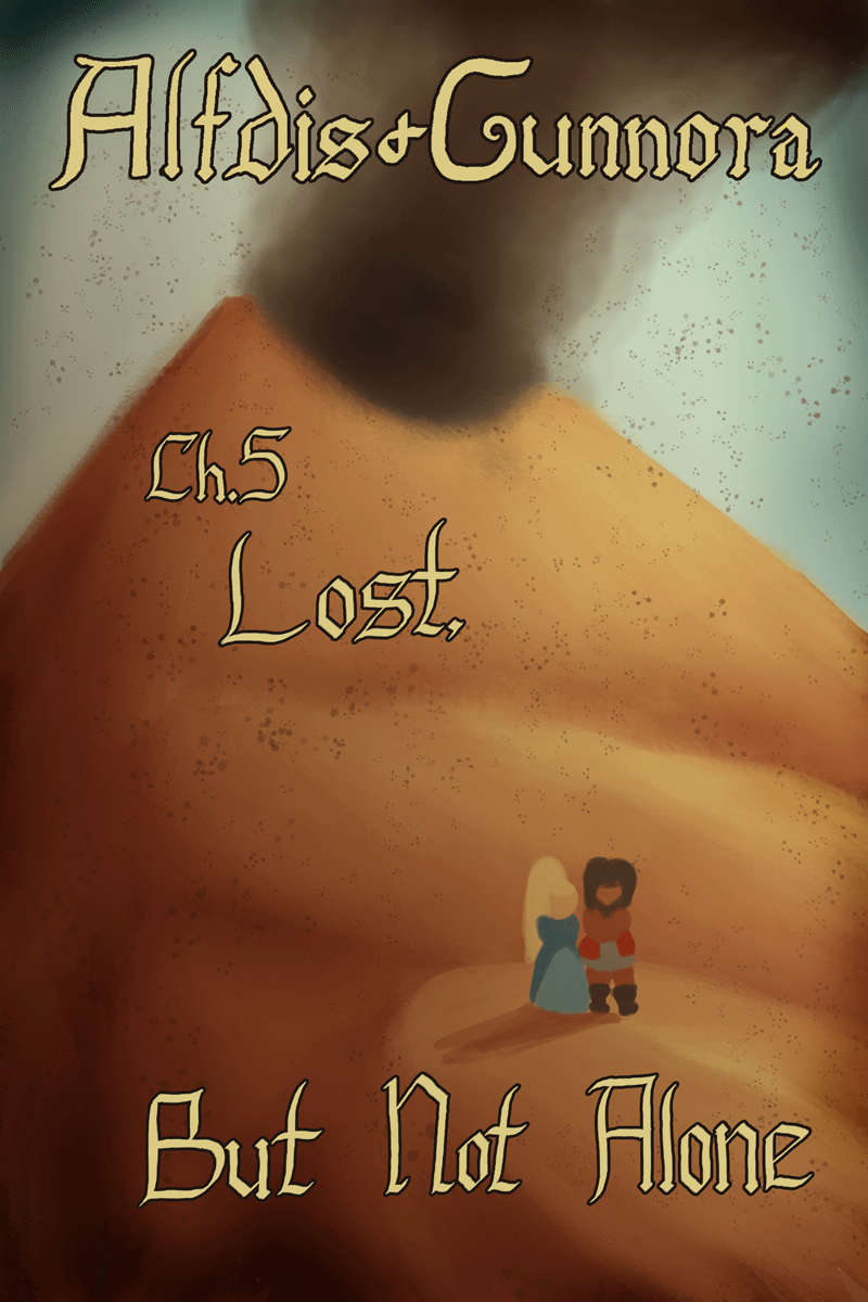 Chapter Five: Lost, But Not Alone